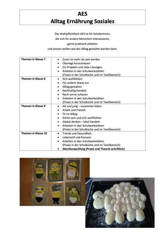 Wahlpflichtfach AES Themen 7 -10